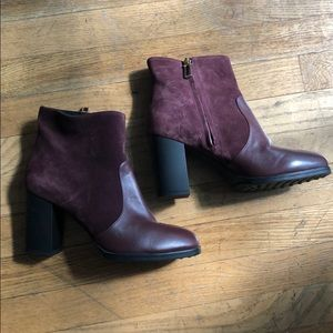 Tod's Booties